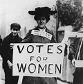 Suffrage March - Photos - Look back at the women's ...