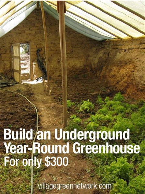 25 best ideas about underground greenhouse on pinterest