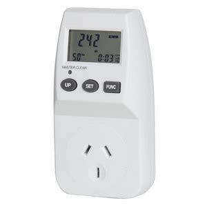 Digital Power Meter With Internal Shunt Jaycar