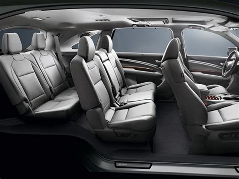 new cars with 3rd row seating release reviews and models