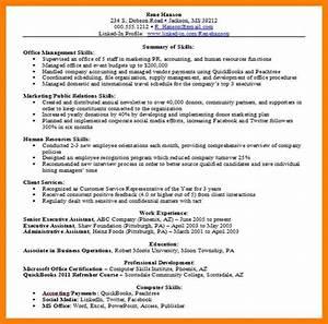 Resume Skills List Examples Best Resume Gallery