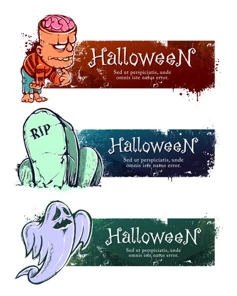 All vectors107 psd0 png/svg184 logos3 icons0 editable0. Halloween banner Vector | Free Download