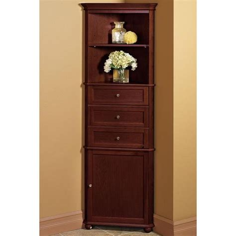 hton bay cabinet doors only hton bay 32 w corner cabinet with two wood doors white