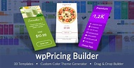 wpPricing Builder v1.4.1 – WordPress Responsive Pricing ...