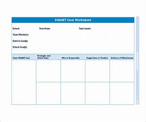 smart goals template excel calendar template word With goals and objectives template excel