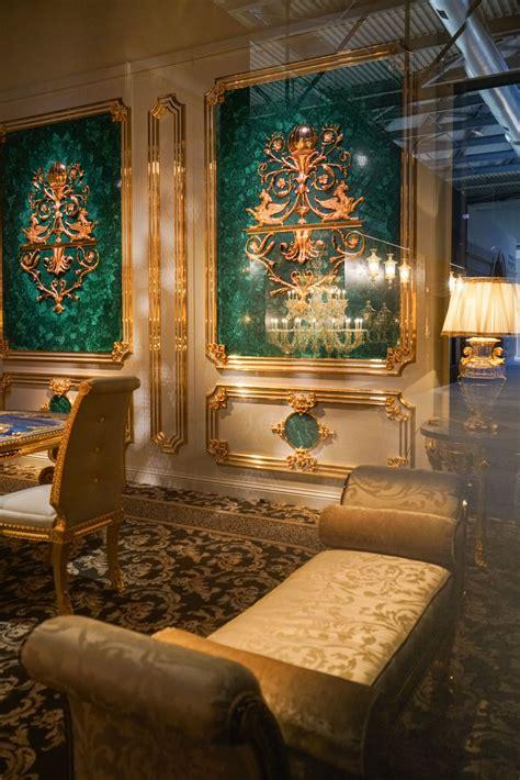 opulent decor elements lift  space  great  grandiose