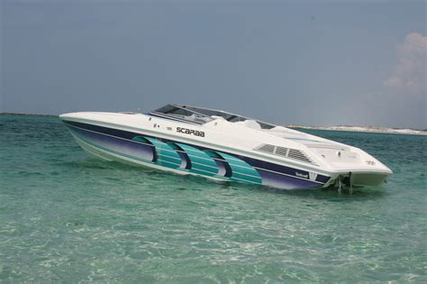 Scarab Boats Pictures by Wellcraft Scarab Boat For Sale From Usa