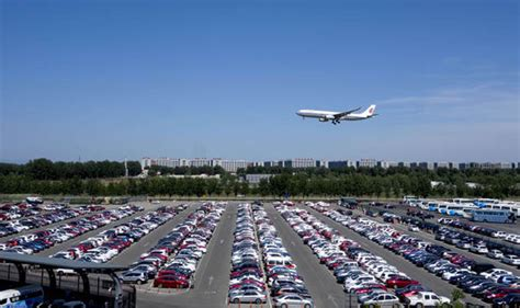 Airport Cars by Luton Airport Most Expensive Term Car Park In The Uk