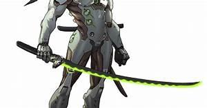 Genji 39Overwatch39 Character Power Rankings April 2017