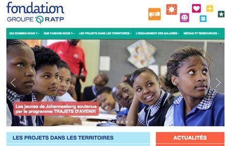 ratp si e site fondation ratp agence limite