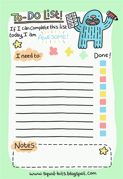 how to make a to do list in word day 6 at nanowrimo making a to do list free printable