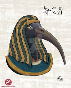 Thoth ( Egyptian God of Wisdom and Scholarship ) by ...