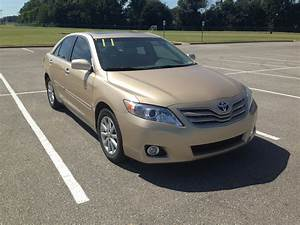 Gold 2011 Toyota Camry J & L Auto Sales