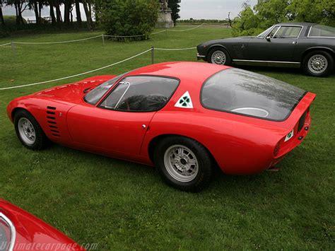 1964 Alfa Romeo Canguro Concept  Darkcars Wallpapers