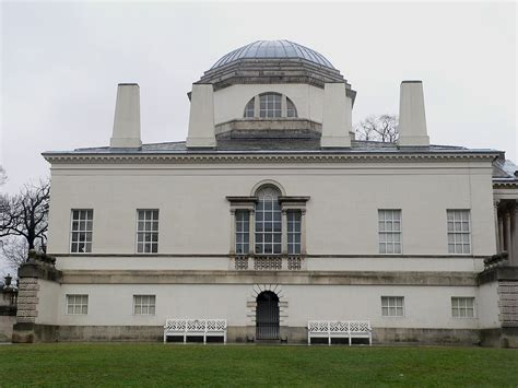 Architecture Of Chiswick House
