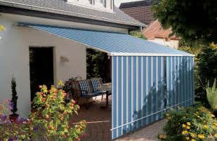 Patio Shade Retractable Awnings