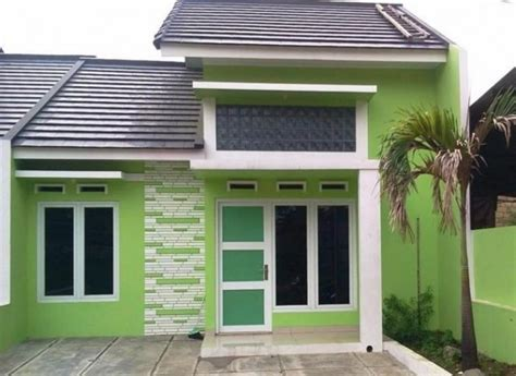 20 warna cat rumah hijau yang indah bagus dan elegan