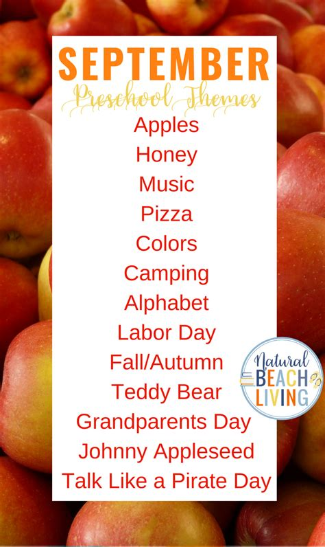 20 september preschool themes with lesson plans and 375 | September Preschool Themes and Activities pin