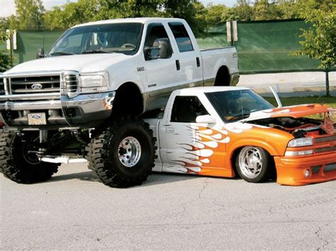 lifted trucks problems  solutions