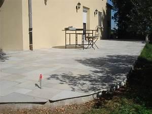poser du carrelage sur une terrasse en beton With poser du carrelage terrasse