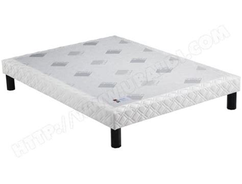 Sommier 140 X 190 Epeda Confort Ferme 140x190 16 Cm Coutil
