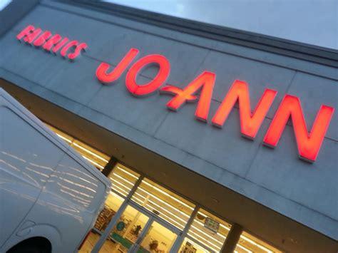 Joann Fabrics And Crafts