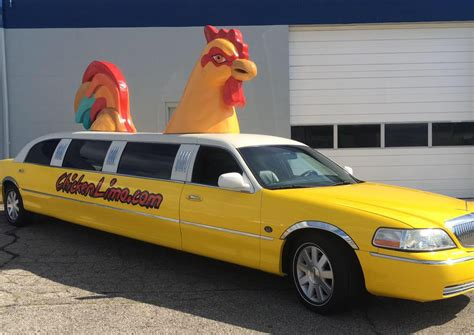 The Limo by What In The World Is A Chicken Limo The Best Way To Get