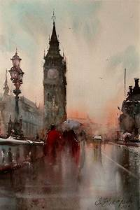 17 Best Ideas About Watercolor Artists On Pinterest