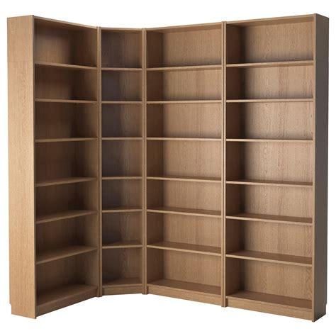 Billy Bookcase Oak 215135x237x28 Cm Ikea