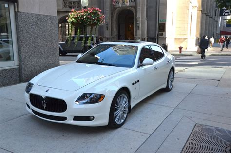 2013 Maserati Quattroporte S Stock B572aa For Sale Near