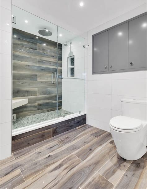 wood tile shower 2018 wood tile shower ideas with pics bathroom