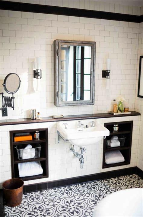 carrelage blanc cuisine carrelage cuisine damier noir et blanc 4 de bain avec