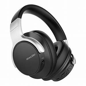 Bluetooth Kopfhörer On Ear Test : mixcder e7 noise cancelling bluetooth kopfh rer kabellose ~ Kayakingforconservation.com Haus und Dekorationen