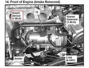 04 Honda Accord 2 4 Knock Sensor Location