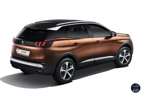 Peugeot 3008 Photo by Photos Peugeot 3008 2016 2016 Numero 14