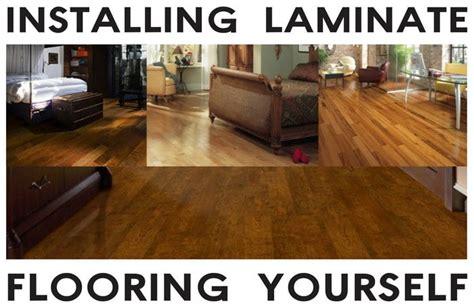 how to lay laminate wood floor wood floors
