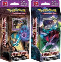 dark rush booster packs theme decks and three cards