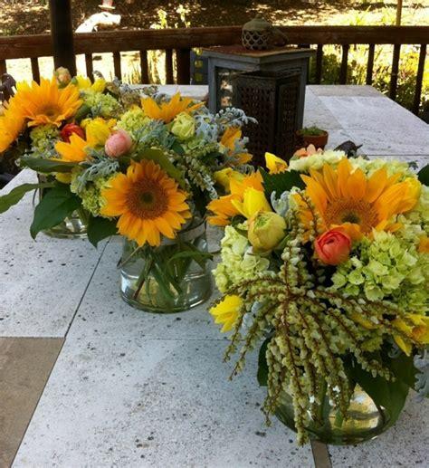 Dekorieren Mit Sonnenblumen by Tischdeko Mit Sonnenblumen 252 Ber 50 Sonnige Vorschl 228 Ge