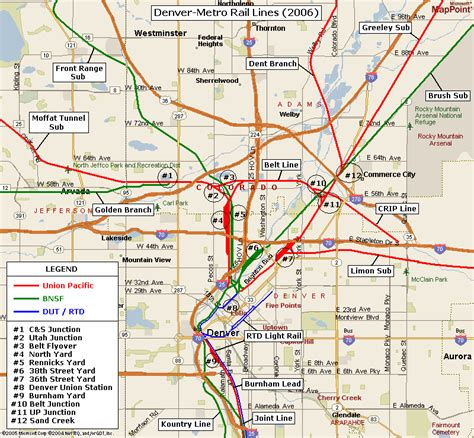 light rail map denver denver subway map travelsfinders