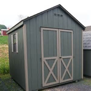 6x8 a frame wood shed kit