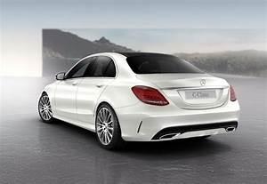 Mercedes Classe C Blanche : mercedes classe c berline mercedes benz etoile mont blanc ~ Gottalentnigeria.com Avis de Voitures