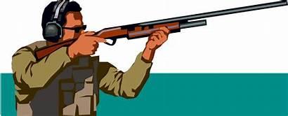 Shooting Clay Clipart Rifle Pigeon Gun Club