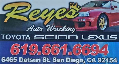 Datsun Auto Wrecking by Reyes Auto Wrecking Auto Repair 6465 Datsun St San