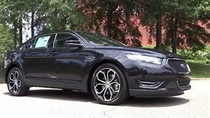 2014 Ford Taurus Sho - What U0026 39 S New  Review  Walkaround  Test Drive