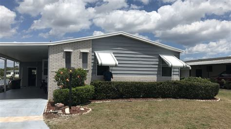 Two Awnings In Melbourne Florida