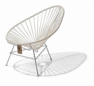 Acapulco Chair Original : limited edition 100 white baby acapulco chair the ~ Michelbontemps.com Haus und Dekorationen