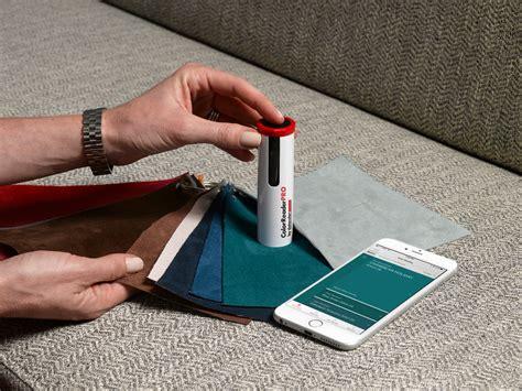 colorreader pro handheld color matching device datacolor