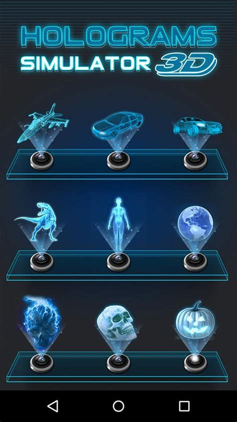 Halloween Ghost Hologram Projector by 3d Hologram Simulated App Ranking And Store Data App Annie