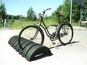 Fahrradständer Selber Bauen : kaufen f r die m lltonne 80 kreative upcycling ideen ~ One.caynefoto.club Haus und Dekorationen