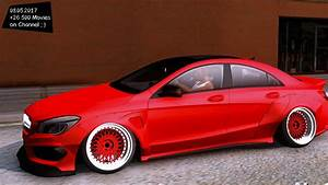 2014 Mercedes Cla 45 Amg Widebody New Enb Top Speed Test Gta Mod Future